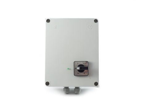 RES series - transformer speed controllers